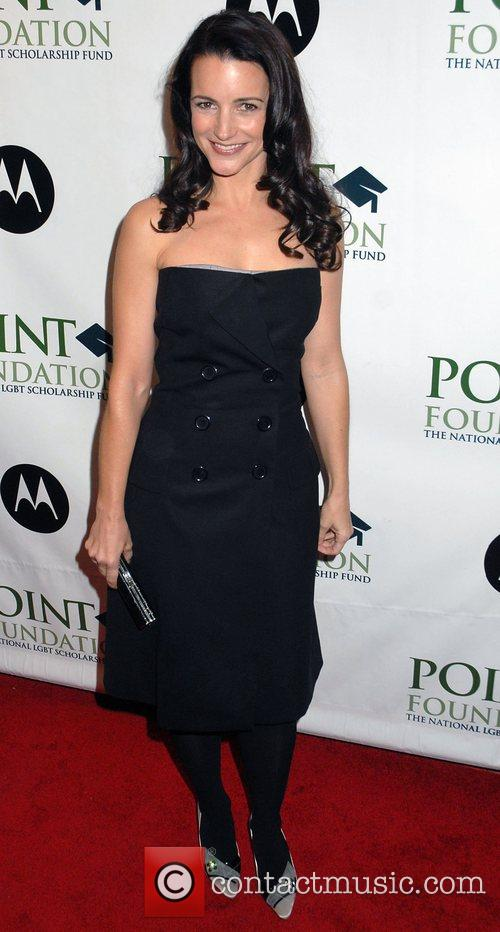 Kristin Davis Point Foundation Honors the Arts 2008...