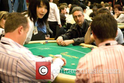 Atmosphere 6th Annual World Poker Tour Celebrity Invitational...