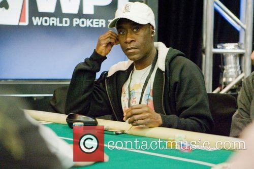 Don Cheadle Playing In The Tournament 6
