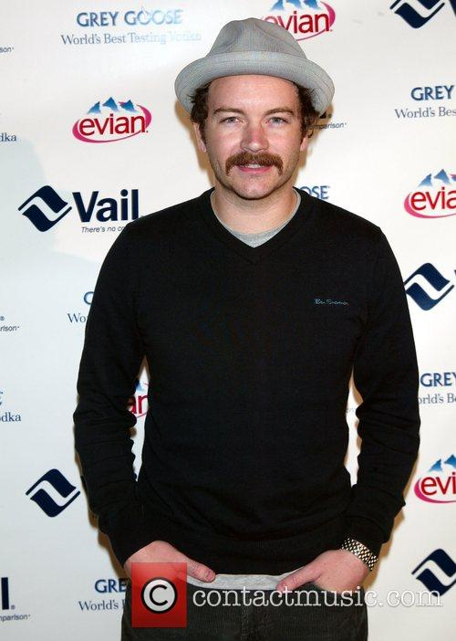 Danny Masterson attending the Vail Resorts Hold'Em Poker...