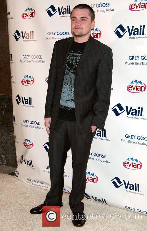 Robert Iler attending the Vail Resorts Hold'Em Poker...