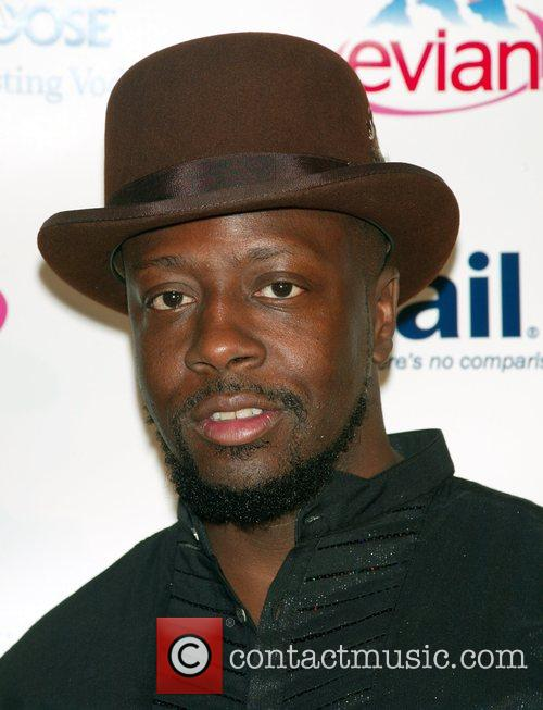 Wyclef Jean attending the Vail Resorts Hold'Em Poker...
