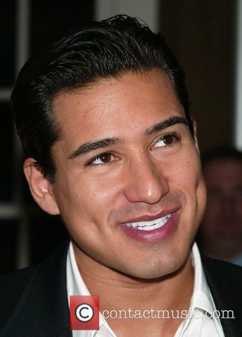 Mario Lopez attending the Vail Resorts Hold'Em Poker...