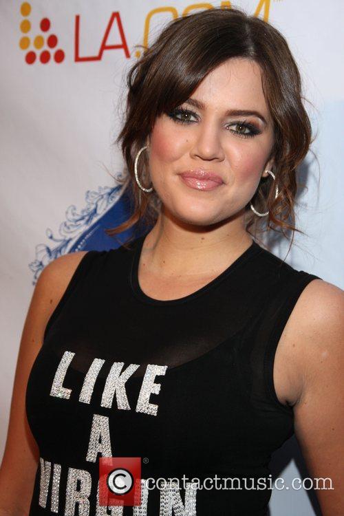 Khloe Kardashian 3rd Annual Celebrity Poker Tournament and...