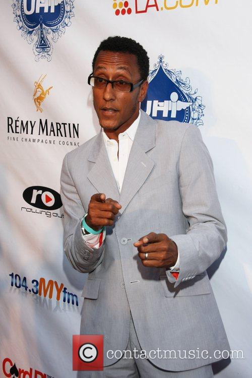 Andre Royo and Playboy