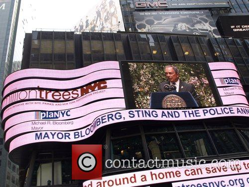Michael Bloomberg and Police 2