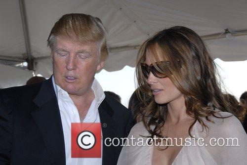Donald Trump and Mercedes 2