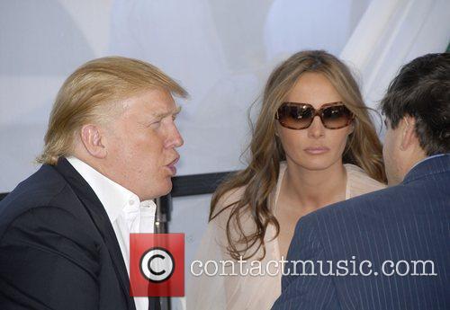 Donald Trump and Mercedes 5