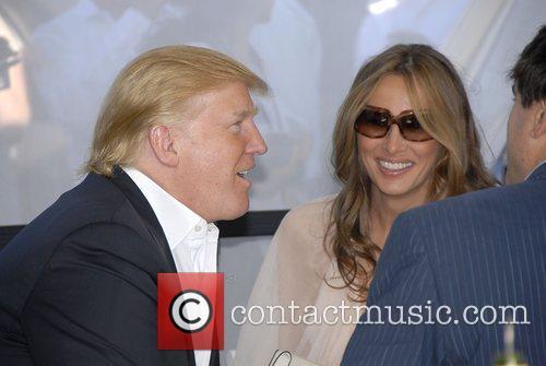 Donald Trump and Mercedes 3
