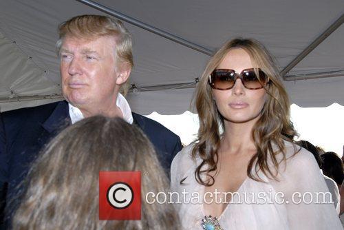 Donald Trump and Mercedes 4