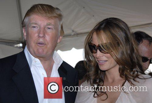 Donald Trump and Mercedes 6