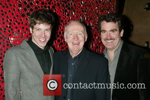 John Gallagher, Jr., Jim Norton and Brian D'arcy James 2