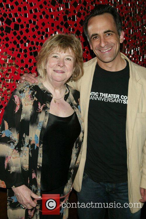 Marylouise Burke and David Pittu 6