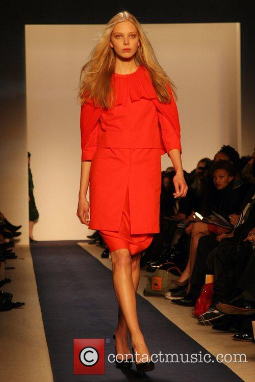 Mercedes Benz Fashion Week Fall 2008 - Ports...