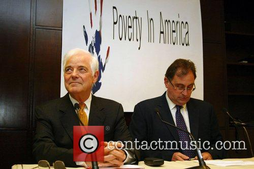 Larry Meli, Nick Clooney Special screening of 'Poverty...