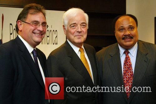 Larry Meli, Nick Clooney, and Martin Luther King...