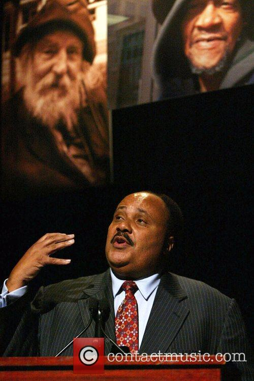 Martin Luther King III Special screening of 'Poverty...
