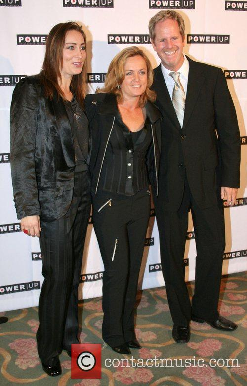 Shannon Kampa, Mariah Hanson, and Jim Dobson,...