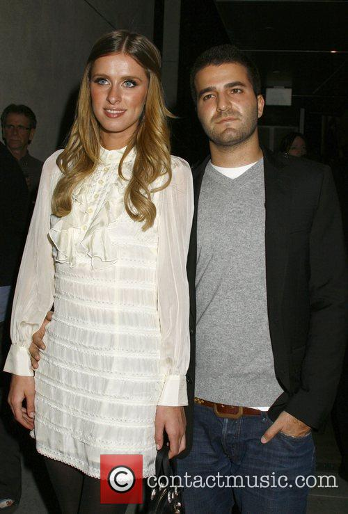 Nicky Hilton and Guest Prada Los Angeles Host...