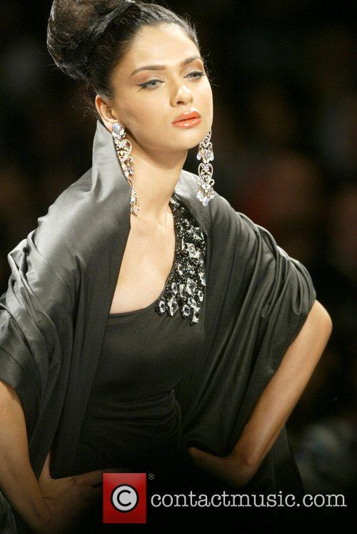 Catwalk show, Spring/Summer 2008 Wills India Fashion Week