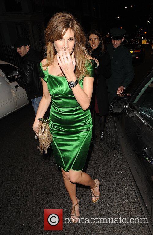 Jemima Khan Finch & Partners' Pre-BAFTA Party held...