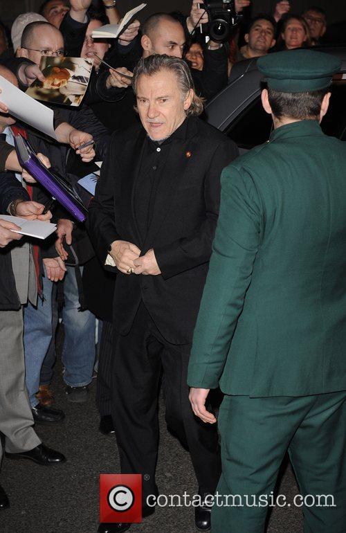 Harvey Keitel Finch & Partners' Pre-BAFTA Party held...