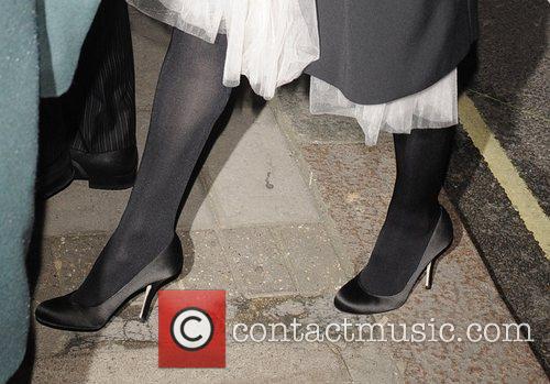 Keira Knightley Finch & Partners' Pre-BAFTA Party held...