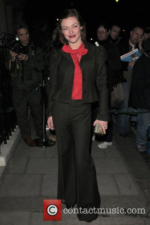 Finch & Partners' Pre-BAFTA Party held at Mark's...