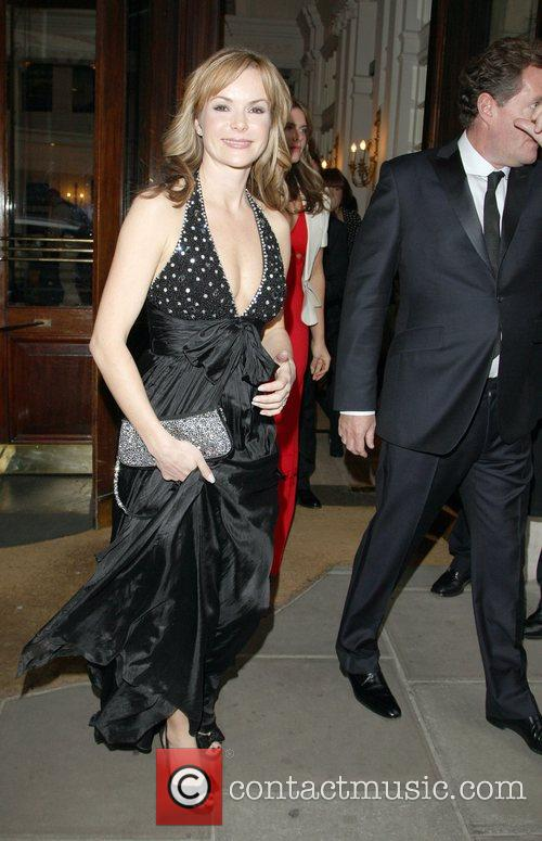 Amanda Holden Pre-BAFTA Party held at the Le...