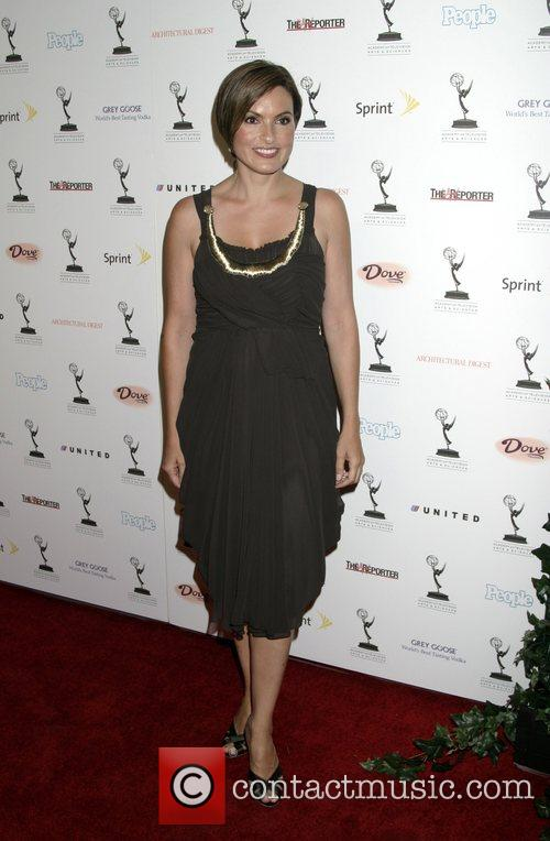 Mariska Hargitay, Emmy Awards