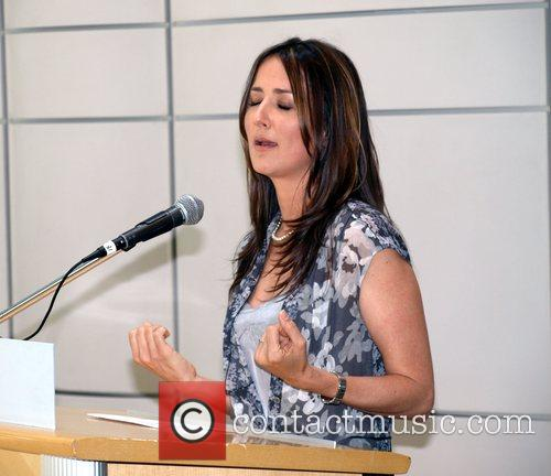 Anna Getty Pregnancy Awareness Month Event held at...