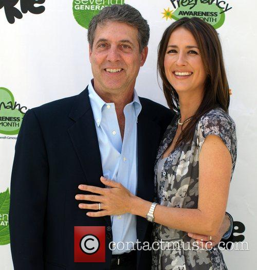 Anna Getty and guest Pregnancy Awareness Event held...