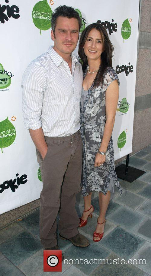 Balthazar Getty and Anna Getty Pregnancy Awareness Month...