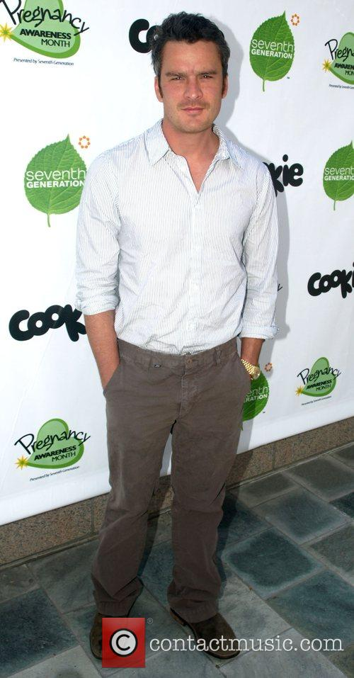 Balthazar Getty Pregnancy Awareness Month Event held at...