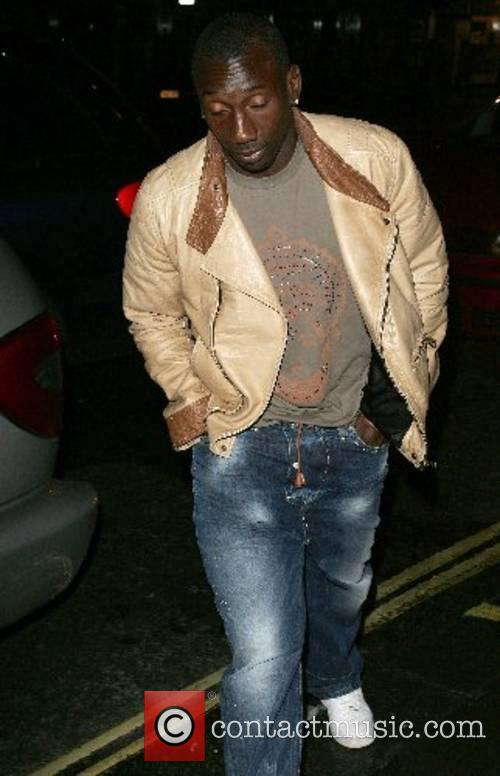 Jimmy Floyd Hasselbank The Premiership After party held...
