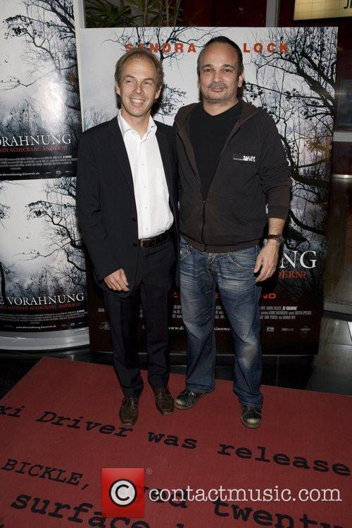 Bertil Leclaire, director Mennan Yapo