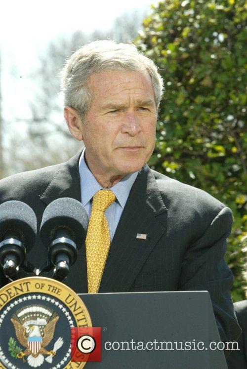 President Bush, The White House