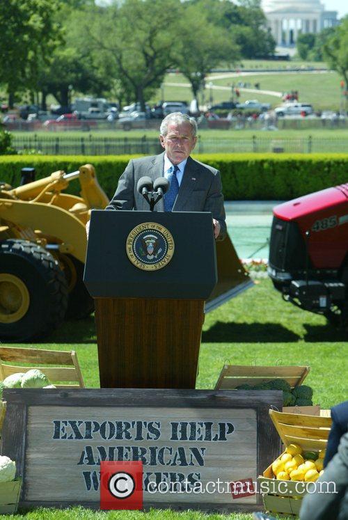 George W Bush 1