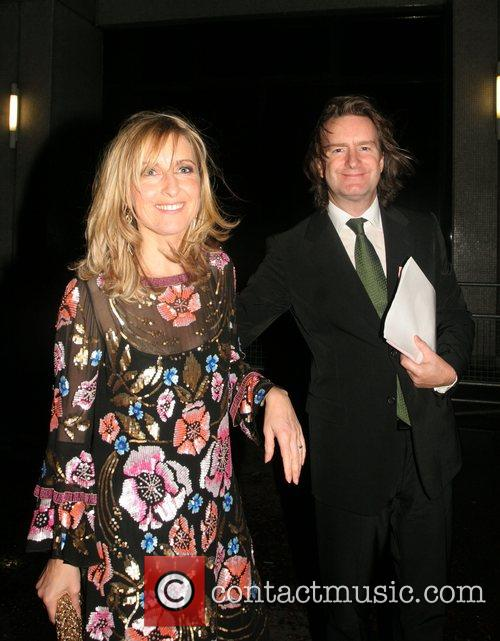 Fiona Phillips The Pride of Britain Awards held...