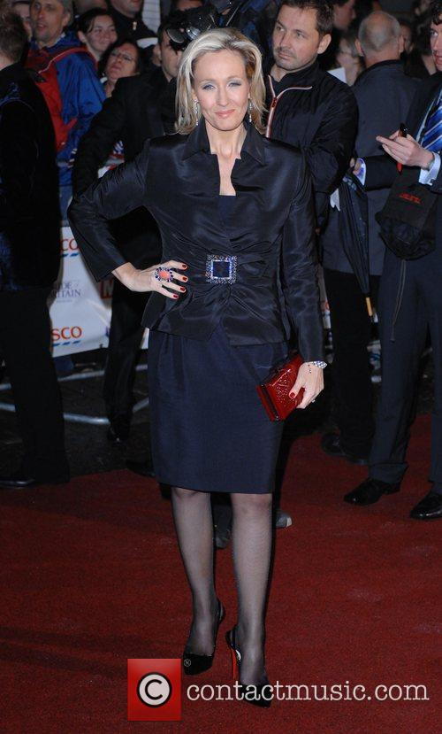 Joanna Rowling The Pride of Britain Awards held...