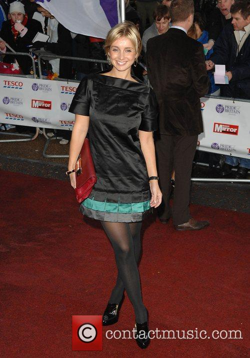 Louise Redknapp  The Pride of Britain Awards...