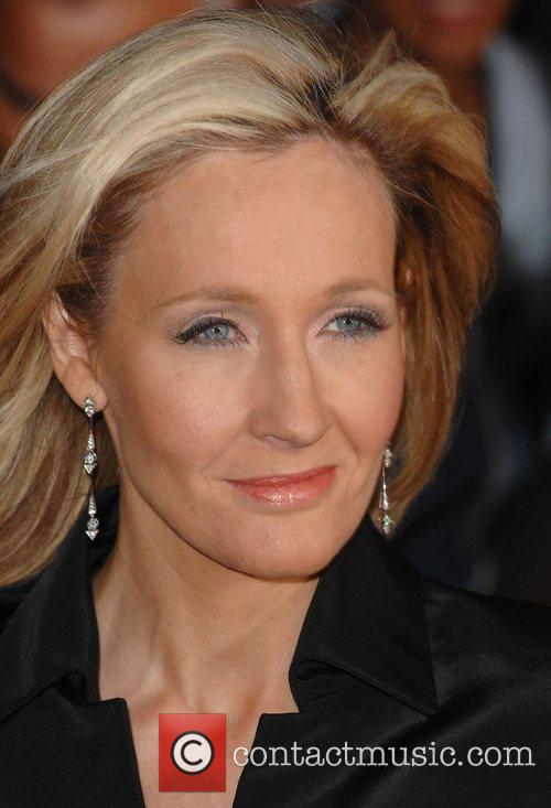 J K Rowling  The Pride of Britain...