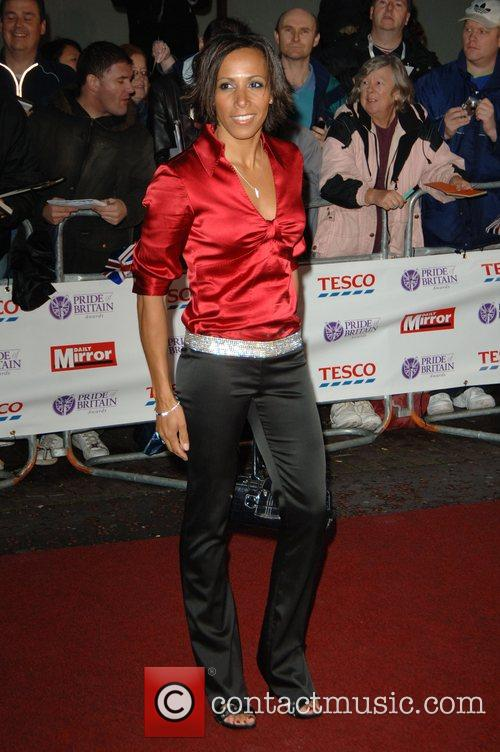 Kelly Holmes  The Pride of Britain Awards...