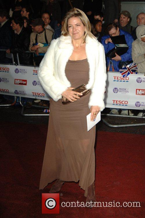 Penny Smith The Pride of Britain Awards...