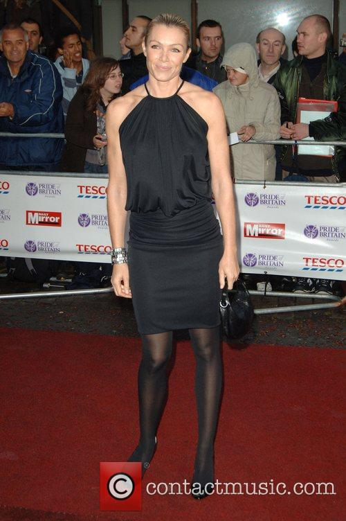 Nell McAndrew The Pride of Britain Awards...