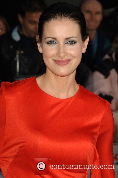 Kirsty Gallagher The Pride of Britain Awards...