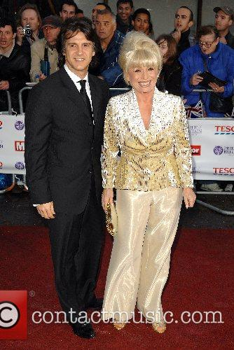 Barbara Windsor and Scott Mitchell The Pride of...