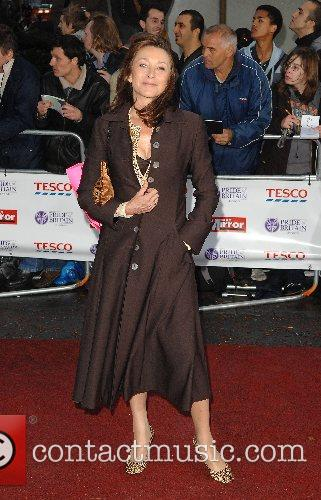 Cherie Lunghi The Pride of Britain Awards held...