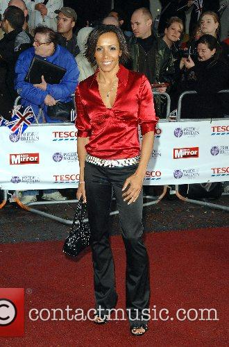 Dame Kelly Holmes The Pride of Britain Awards...