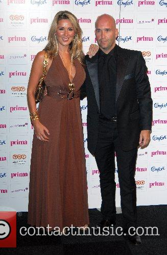 Claire Sweeney and guest Comfort Prima High Street...